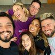 Paolla Oliveira venceu o 'SuperDança dos Famosos'