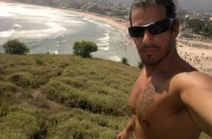 'BBB13': Argentino que beijou Fani mora no Rio e namoro tem chance de engatar