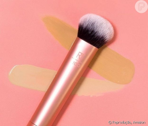 Expert Face Brush 200, Real Techniques