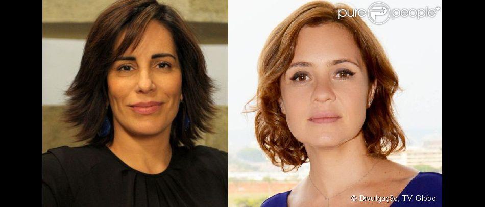 Gloria Pires e Adriana Esteves começam a gravar cenas da Novela 'Rio Babilônia', em Paris e Dubai, respectivamente; a trama tem estreia prevista para 16 de março de 2015
