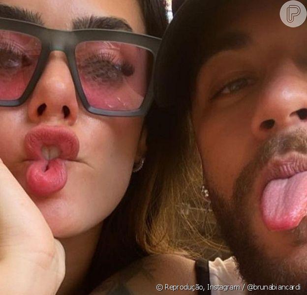 Bruna Biancardi é apontada como nova namorada do Neymar e nesta sexta-feira (10) afirmou que quer deixar a vida amorosa em privado