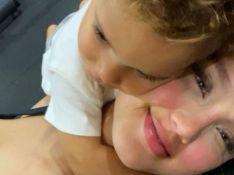 Grávida, Biah Rodrigues interrompe treino por preocupação com o filho: 'Desapareceu'