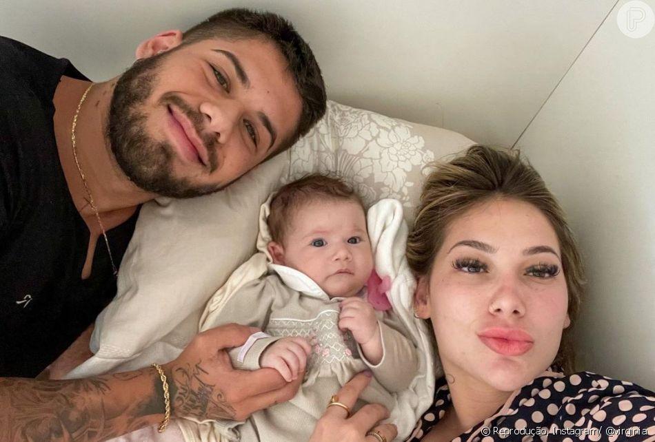 Virginia Fonseca abriu a caixinha de perguntas do Instagram e respondeu dúvidas sobre o casamento com Zé Felipe