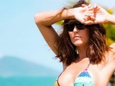 Vem, verão! Inspire-se em Deborah Secco e arrase na moda praia