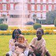 Pai de Titi, Bless e Zayn, Gagliasso já mostrou interesse em aumentar a família