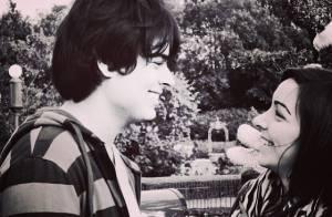 Igor, filho de Zezé Di Camargo, esclarece que já mora com a noiva: 'Há 2 anos'