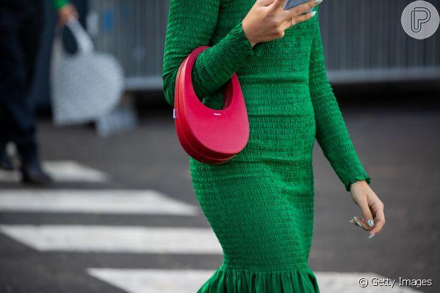 A Swipe Bag é hit na moda de rua na Europa