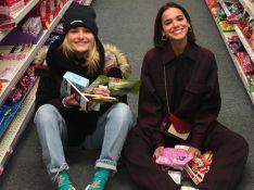 Sasha Meneghel rebate boatos sobre amizade com Bruna Marquezine. Veja!