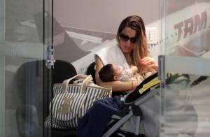 David, filho de Luciano Szafir, faz aniversário de 1 ano à espera de novo irmão