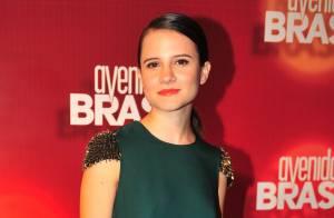 Bianca Comparato brinca sobre papel de 17 anos em 'Sete Vidas':'Me sinto com 52'