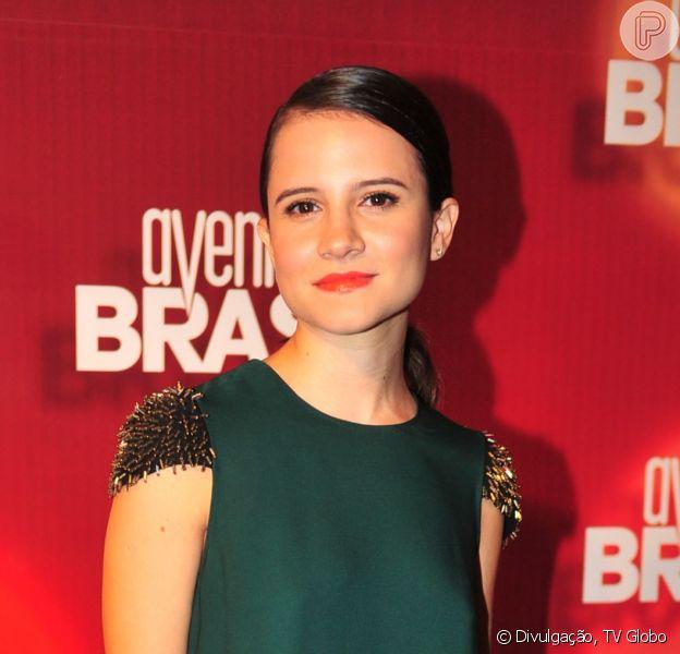 Bianca Comparato, de 29 anos, brinca ao falar de personagem de 17 na novela 'Sete Vidas': 'Me sinto com 52 anos', disse ela em entrevista ao jornal 'O Globo', desta sexta-feira, 5 de novembro de 2015