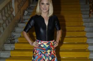 Antonia Fontenelle usa minissaia em festa de aniversário com famosos, no Rio