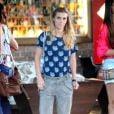 Carolina Dieckmann está de férias desde que sua personagem em 'Salve Jorge', Jéssica, foi assassinada
