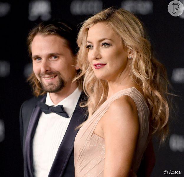 Kate Hudson e Matthew Bellamy se separam após 4 anos de relacionamento