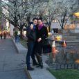 Claudia Raia e Jarbas Homem de Mello assumiram o namoro durante o Carnaval de 2012