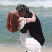 Retrospectiva 2014: reveja fotos dos casais e cenas que esquentaram as novelas