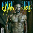 O ator é a capa da quarta edição da revista 'L´Officiel Hommes', que chega às bancas nesta sexta (19)