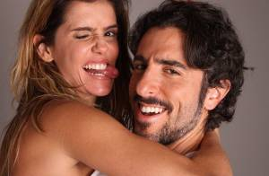 Deborah Secco brinca sobre boatos de affair com o amigo Marcos Mion: 'Um elogio'