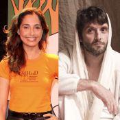 Camila Pitanga está namorando o ator mineiro Sergio Siviero, de 46 anos