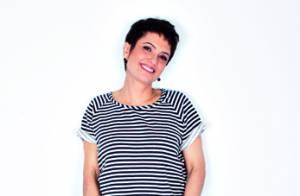 Sandra Annenberg não descarta retomar carreira de atriz: 'Eu nunca digo nunca'