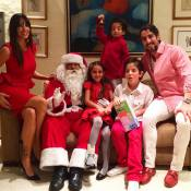 Marcos Mion passa Natal com a mulher após boatos de romance com Deborah Secco