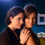 Par de Paolla Oliveira em minissérie, Martha Nowill brinca: 'Minha marida'