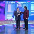 Leandro Hassum comemora perda de 21 quilos após a cirurgia: 'Realizado'