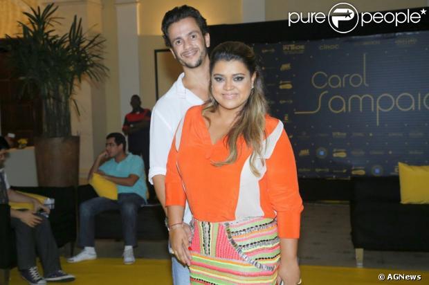 Chega ao fim o casamento de quatro anos de Preta Gil com o mergulhador Carlos Henrique Lima, nesta terça-feira, 2 de abril de 2013
