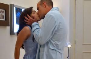 Novela 'Alto Astral': após beijo, Itália aceita pedido de namoro de Fernando