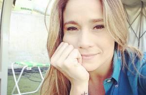 Fernanda Gentil está grávida do 1º filho com o marido, Matheus Braga: '2 meses'