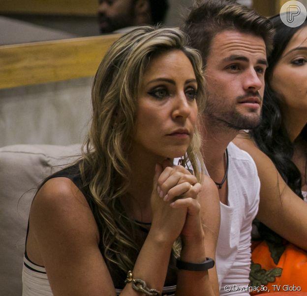 'BBB15': Francieli deixou Tribunal de Justiça do RS sem dar satisfação e pode ser expulsa