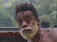 'BBB15': depois de voltar do paredão, Douglas radicaliza e pinta barba de loiro