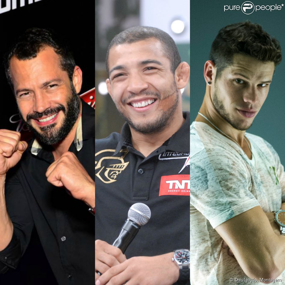 Malvino Salvador se afasta do elenco de cinebiografia sobre lutador José Aldo e José Loreto é cotado para assumir o papel de protagonista do longa