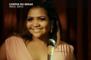 Gaby Amarantos quer investir na carreira de atriz após série na TV: 'Quero mais'