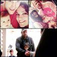 Ashton kutcher e Mila Kunis assumiram romance em setembro de 2012, dois anos antes do nascimento da primeira filha do casal