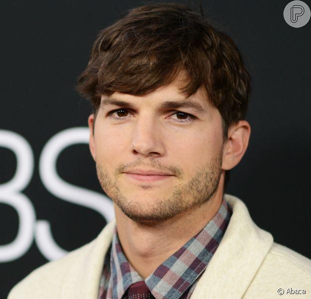 Ashton Kutcher completa 37 anos neste sábado, 7 de fevereiro de 2015