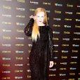 No dia 31 de janeiro de 2015, Nicole Kidman estava com os fios bem mais longos
