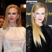 Nicole Kidman exibe novo visual ao lado de James Franco em festival de cinema