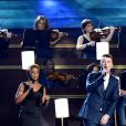 Sam Smith canta 'Stay With Me' com Mary J. Blige no Grammy Awards 2015
