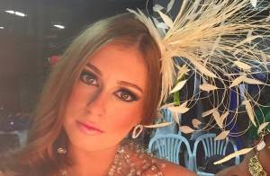 Marina Ruy Barbosa se fantasia para gravação da novela 'Império': 'É Carnaval'