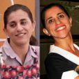 Andréa Bassit vivia a auxiliar de limpeza Valdete. Seu último trabalho na Globo foi na novela 'Passione', em 2010