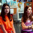 Apesar de uma certa rivalidade, Sandy e Patty (Fernanda Paes Leme) eram amigas