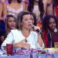 Fernanda Souza  foi uma das juradas do concurso Musa do Carnaval, ' Caldeirão do Huck  ', 14 de fevereiro de 2015