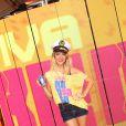 Giovanna Ewbank  usou um chapéu de marinheiro como adereço carnavalesco, 14 de fevereiro de 2015