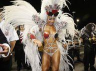 Sabrina Sato brilha no desfile da Gaviões e defende fantasia: 'Não é vulgar'