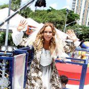 Daniela Mercury agita o Carnaval de Salvador com trio no circuito Campo Grande