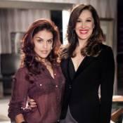 'Salve Jorge': Rosângela (Paloma Bernardi) se torna assistente direta de Lívia