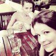Samara Felippo posta foto com a atriz Camila Rodrigues