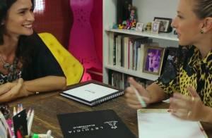 Lethicia Bronstein vai desenhar vestido para o Oscar: 'O 1º a gente não esquece'