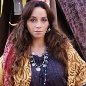 Coautora de 'Flor do Caribe', Suzana Pires entra na trama como uma cigana
